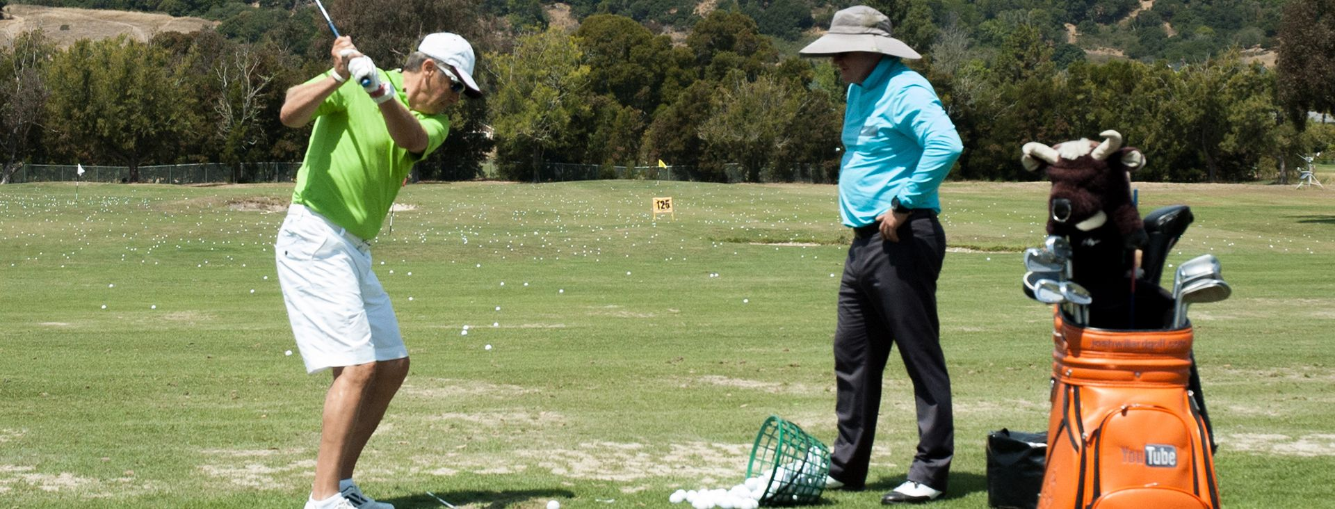 Golf instruction, east bay area, junior golf